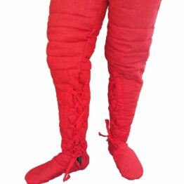 Quilted Legs Protection